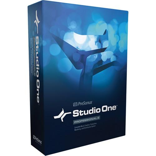 PreSonus Studio One 2.5 Professional - STUDIO ONE PROFESS 20