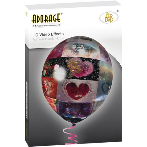 proDAD Adorage Effects Package 13 - ADORAGE EFFECTS PKG 13