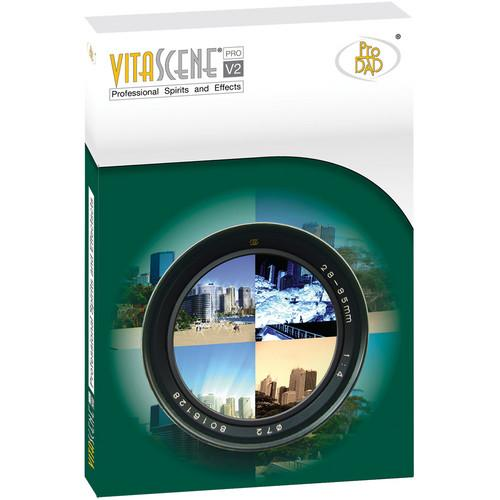proDAD Vitascene V2 LE Video Effects VITASCENE V2 LE