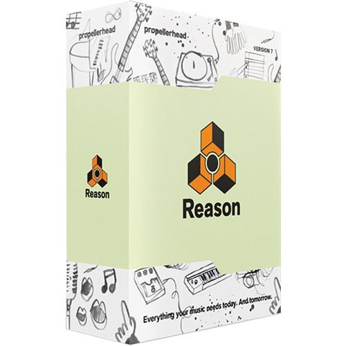Propellerhead Software Reason 7 Educational Version 100700330
