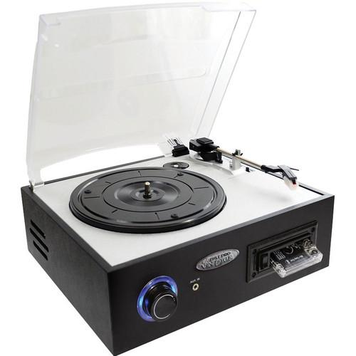 Pyle Pro  PTTC4U Multifunction Turntable PTTC4U