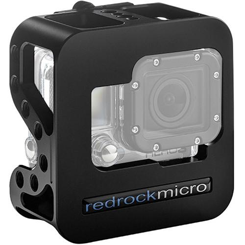 Redrock Micro Cobalt Cage & Deluxe Accessory Kit for GoPro