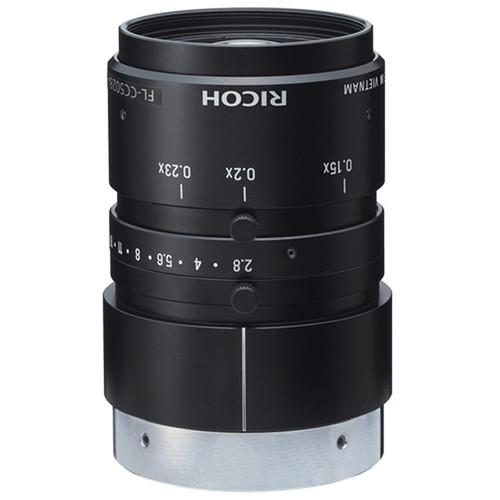 Ricoh C-Mount 50mm C5028A-M035 5 Mp Lens for Machine 155297