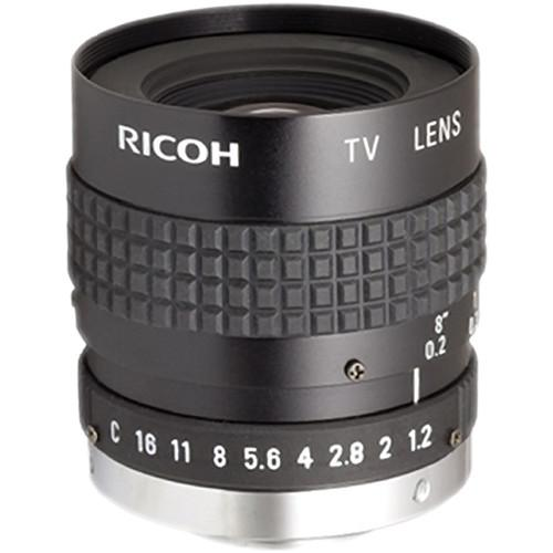 Ricoh C-Mount 6mm M Series Lens with Locking Screws 155597