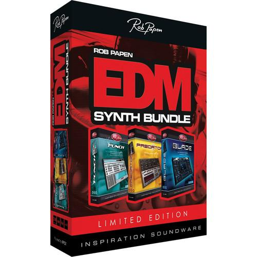 Rob Papen EDM Synth Bundle (Limited Edition) TSPAPEN119SN