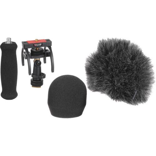 Rycote Portable Recorder Audio Kit for Zoom H2n 046016