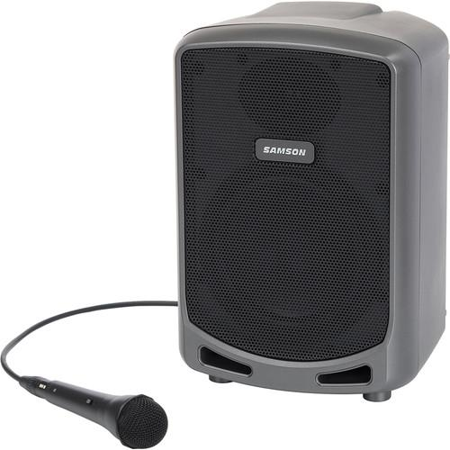 Samson Expedition Express Portable PA Speaker SAXP360B