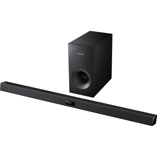 Samsung HW-F355 2.1 Channel Sound Bar System with Wired HW-F355