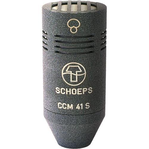 Schoeps CCM 41 S LG Supercardioid Compact Condensor CCM 41 S LG