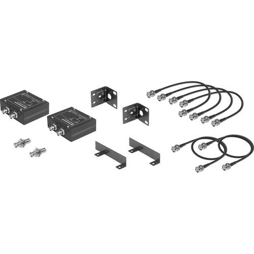 Sennheiser 2-Channel Rack-Mount Kit for 2 EM 10 Receivers GAM2