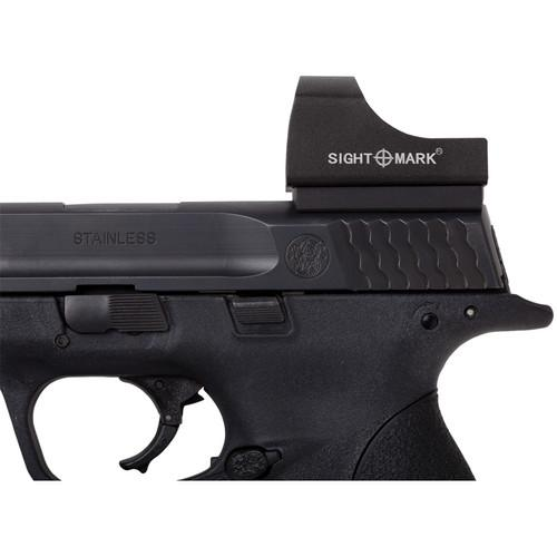 Sightmark Mini Shot Pistol Mount for Glock SM19033