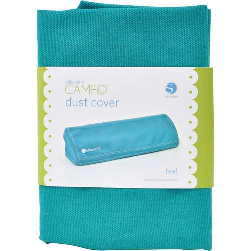 silhouette  Cameo Dust Cover (Teal) COVER-CAM-TEA