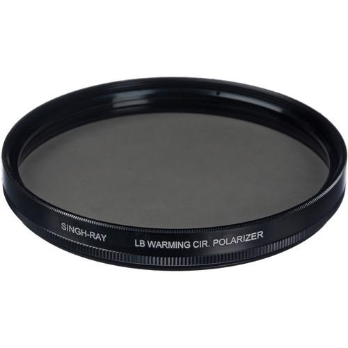 Singh-Ray 55mm LB Warming Circular Polarizer Filter R-83