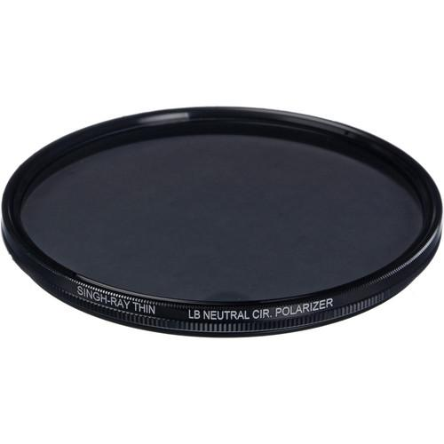 Singh-Ray 62mm LB Neutral Circular Polarizer Thin Mount RT-163