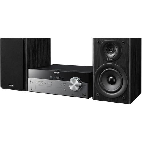Sony CMT-SBT100 Micro Music System with Bluetooth CMTSBT100