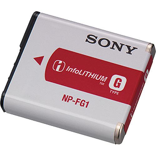 Sony NP-FG1 InfoLITHIUM Rechargeable Battery NPFG1/M8