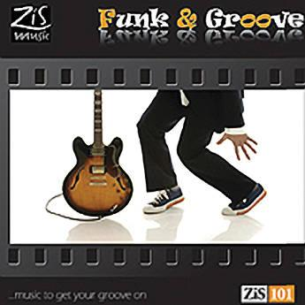 Sound Ideas CD: The Zis Music Library - Funk & SS-ZIS-Z101