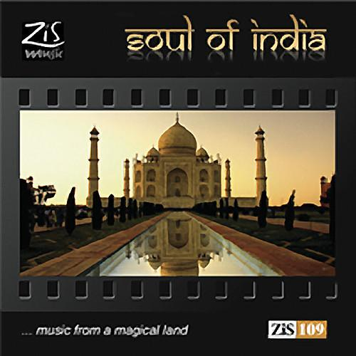 Sound Ideas The Zis Music Library - Soul of India SS-ZIS-Z109