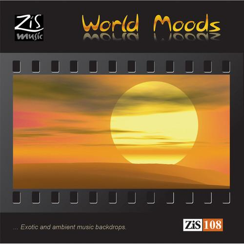 Sound Ideas The Zis Music Library (World Moods) SS-ZIS-Z108