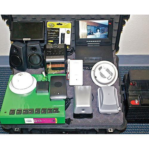 Sperry West Video Commander 2 Pro Plus Kit with 7 SW200SDPP