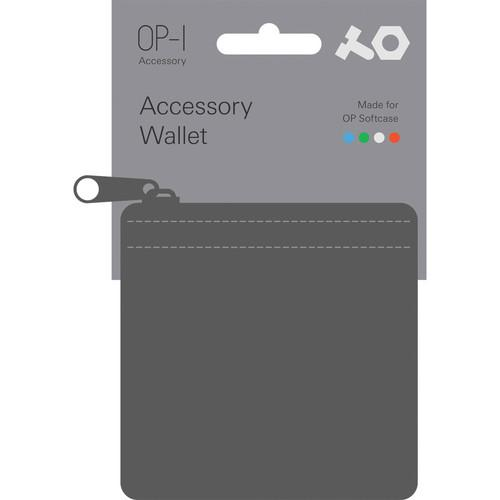Teenage Engineering Accessory Wallet for OP-1 002.XS.802-G