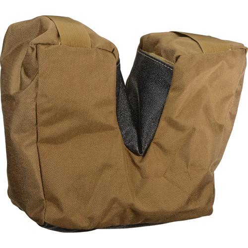 THE VEST GUY Bean Bag Camera Support - (Small, Coyote) 10305CS