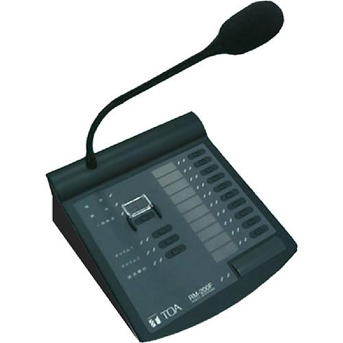 Toa Electronics Q-RM9012PS Remote Paging Microphone Q-RM9012PS