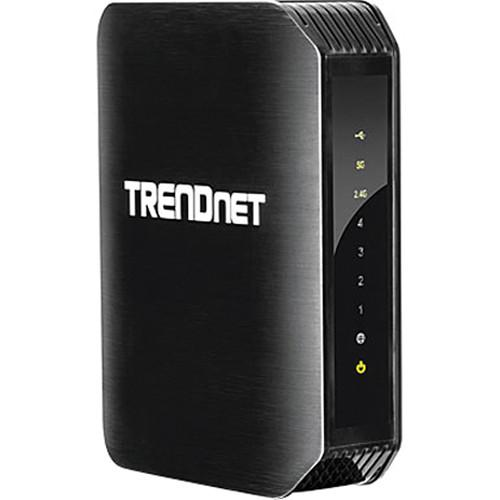 TRENDnet TEW-811DRU AC1200 Dual Band Wireless Router TEW-811DRU
