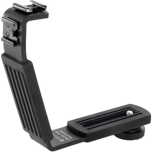 Vello CB-510 Dual Shoe Bracket with Silicon Rubber Grip CB-510