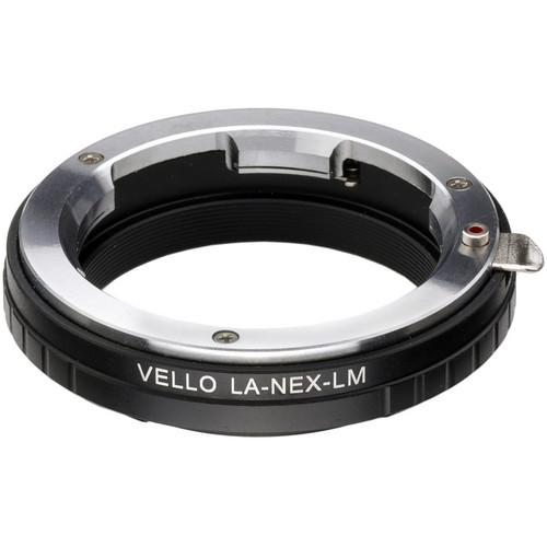 Vello Leica M Mount Lens to Sony E-Mount Camera Adapter