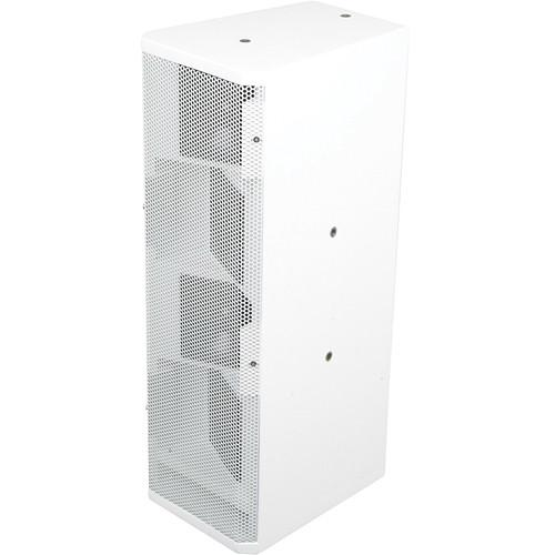 VocoPro CA-358 Compact Line Array Speaker CA-358 WHITE