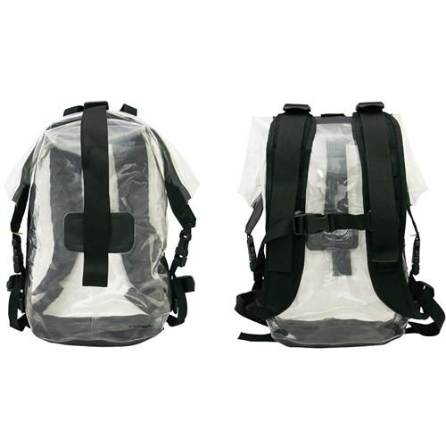 WATERSHED Big Creek Backpack (Clear) WS-FGW-BC-CLR