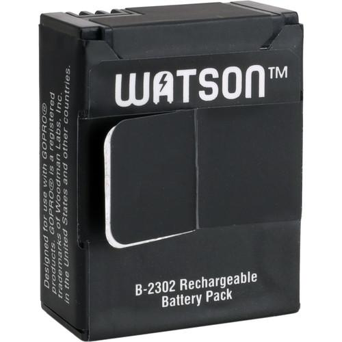 Watson Lithium-Ion Battery Pack for HERO3 & HERO3  B-2302