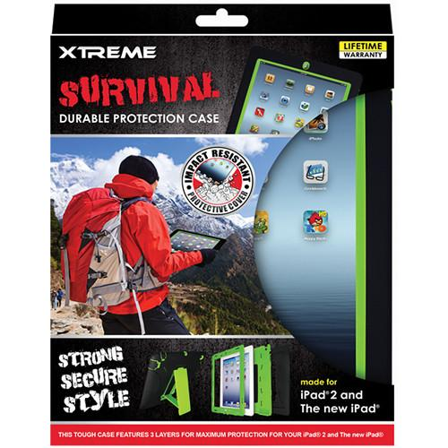 Xtreme Cables Survival Durable Protection Case for iPad 51290