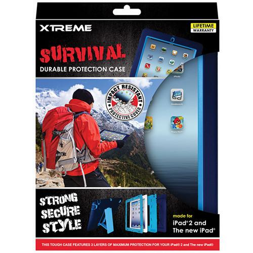 Xtreme Cables Survival Durable Protection Case for iPad 51291