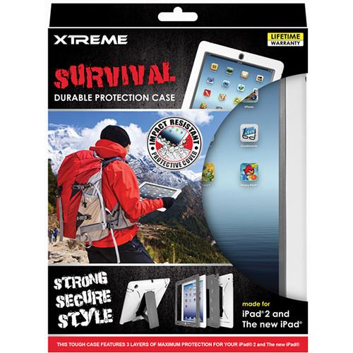 Xtreme Cables Survival Durable Protection Case for iPad 51294