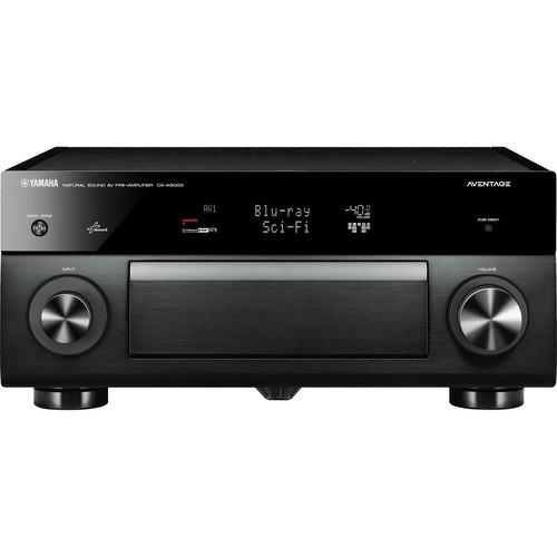Yamaha AVENTAGE CX-A5000 11.2-Channel A/V Preamplifier