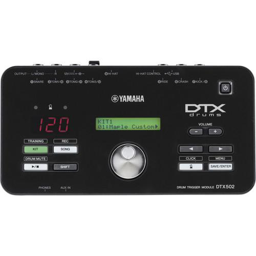Yamaha DTX502 Electronic Drum Trigger Module DTX502