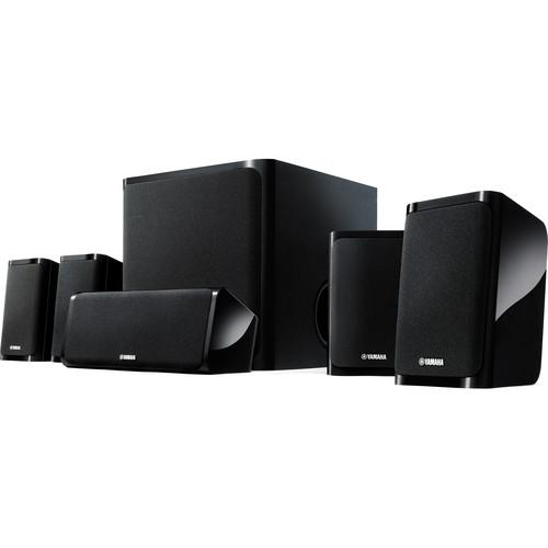 Yamaha NS-P40 5.1-Channel Speaker System NS-P40BL