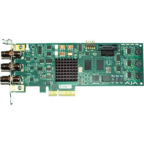 AJA Corvid LP PCIe 4x Card (Low Profile) CORVID LP