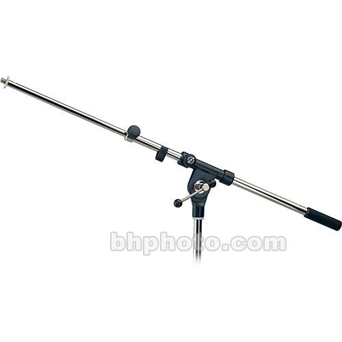 AKG KM211/1 Telescoping Boom Arm (Black) KM211/1 BLACK