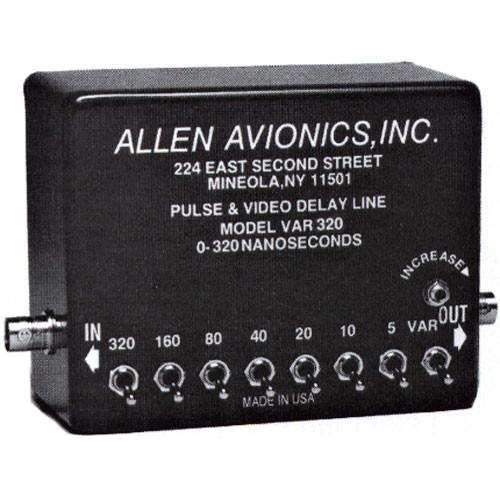 Allen Avionics VAR-320 Variable Video Delay VAR320