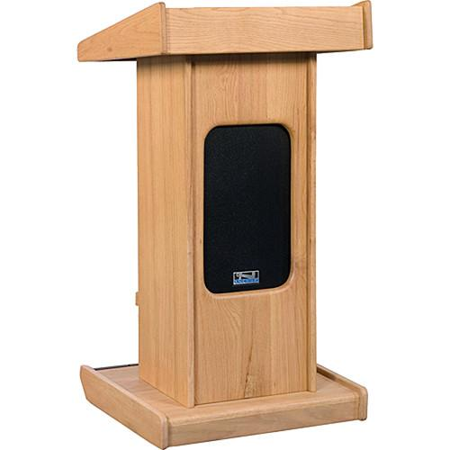 Anchor Audio LKLIB - Admiral Lectern with LIB-7500 System LK-LIB