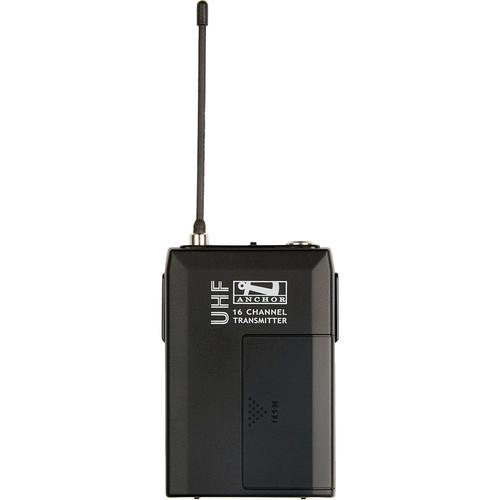 Anchor Audio WB-6000 - UHF Body Pack Transmitter WB-6000