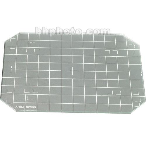 Arca-Swiss 4x5 Groundglass Focusing Screen with Grid 170014