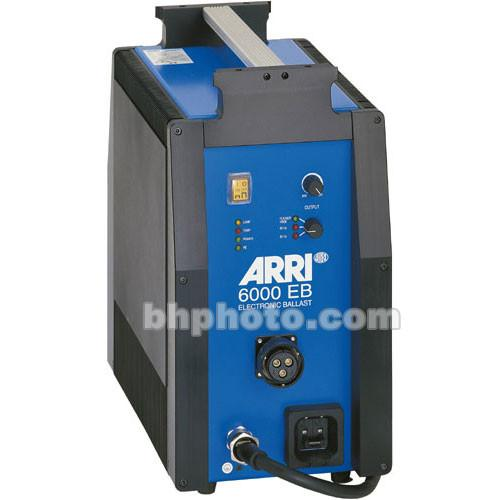 Arri 6000W Electronic Ballast with ALF (190-250 VAC) 560817
