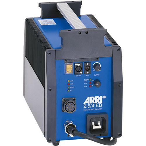 Arri Electronic 2,500/4,000W Ballast with ALF and DMX L2.76676UL