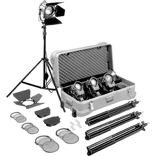 Arri  Fresnel Combo 4-Light Kit LK.0005662