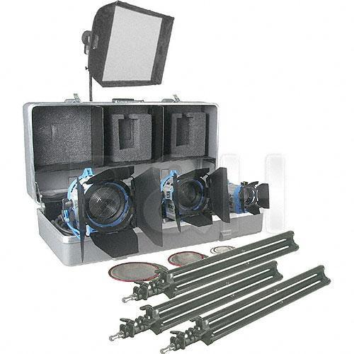 Arri Softbank D4 Four-Light Kit (120VAC) LK.0005650