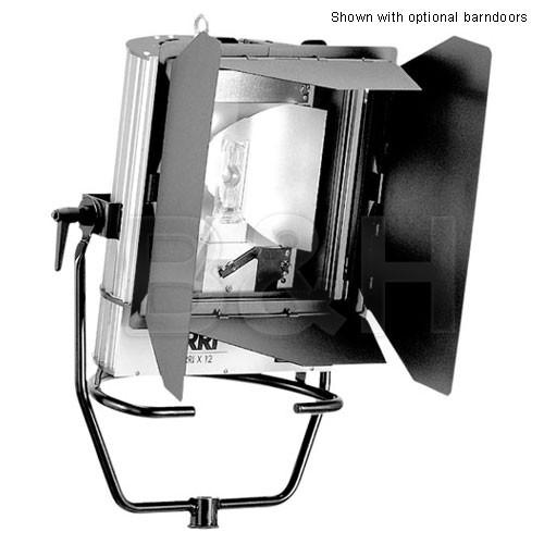 Arri  X 12 1200 Watt  HMI Flood Light L1.82250.B
